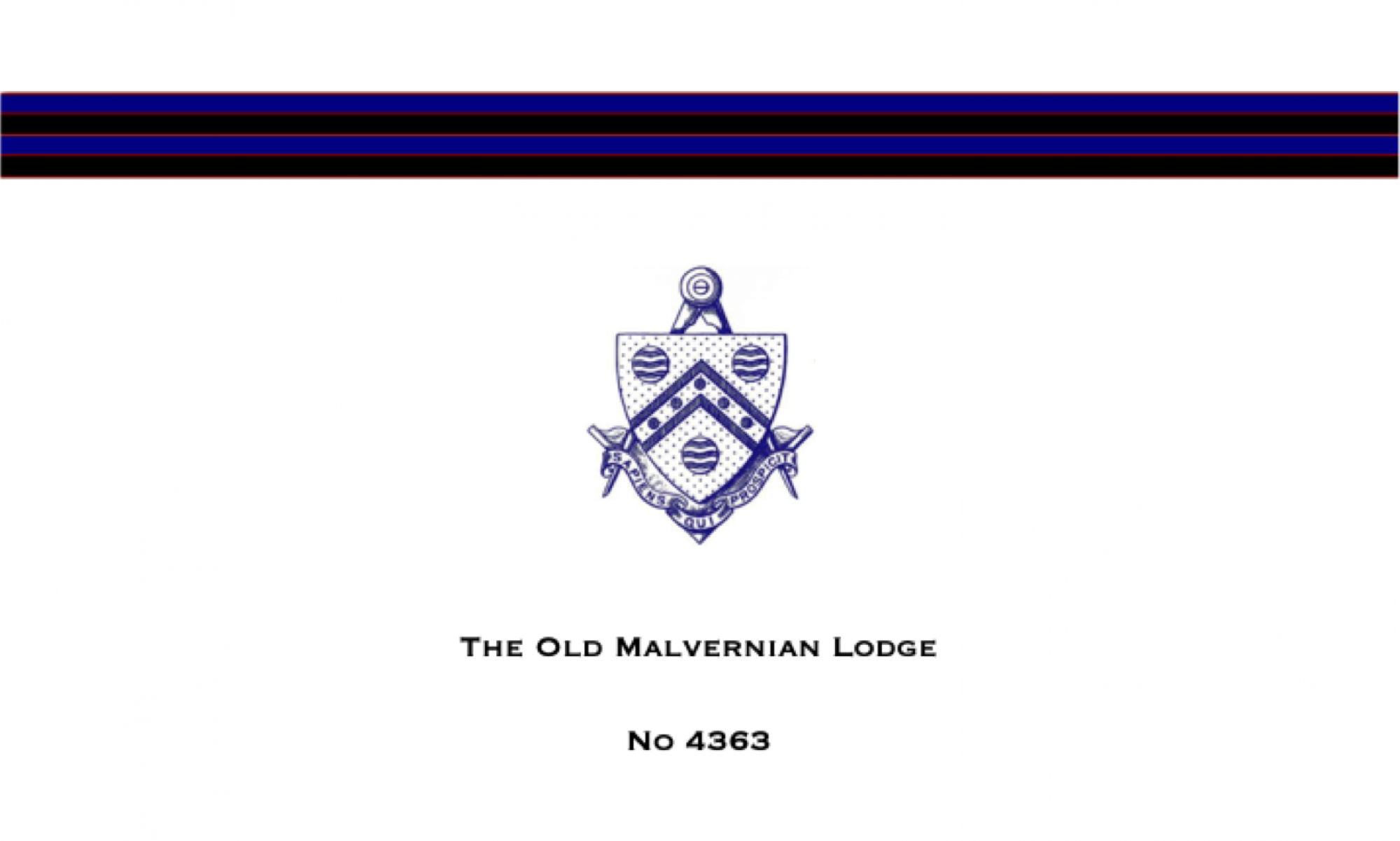 Old Malvernian Lodge No 4363