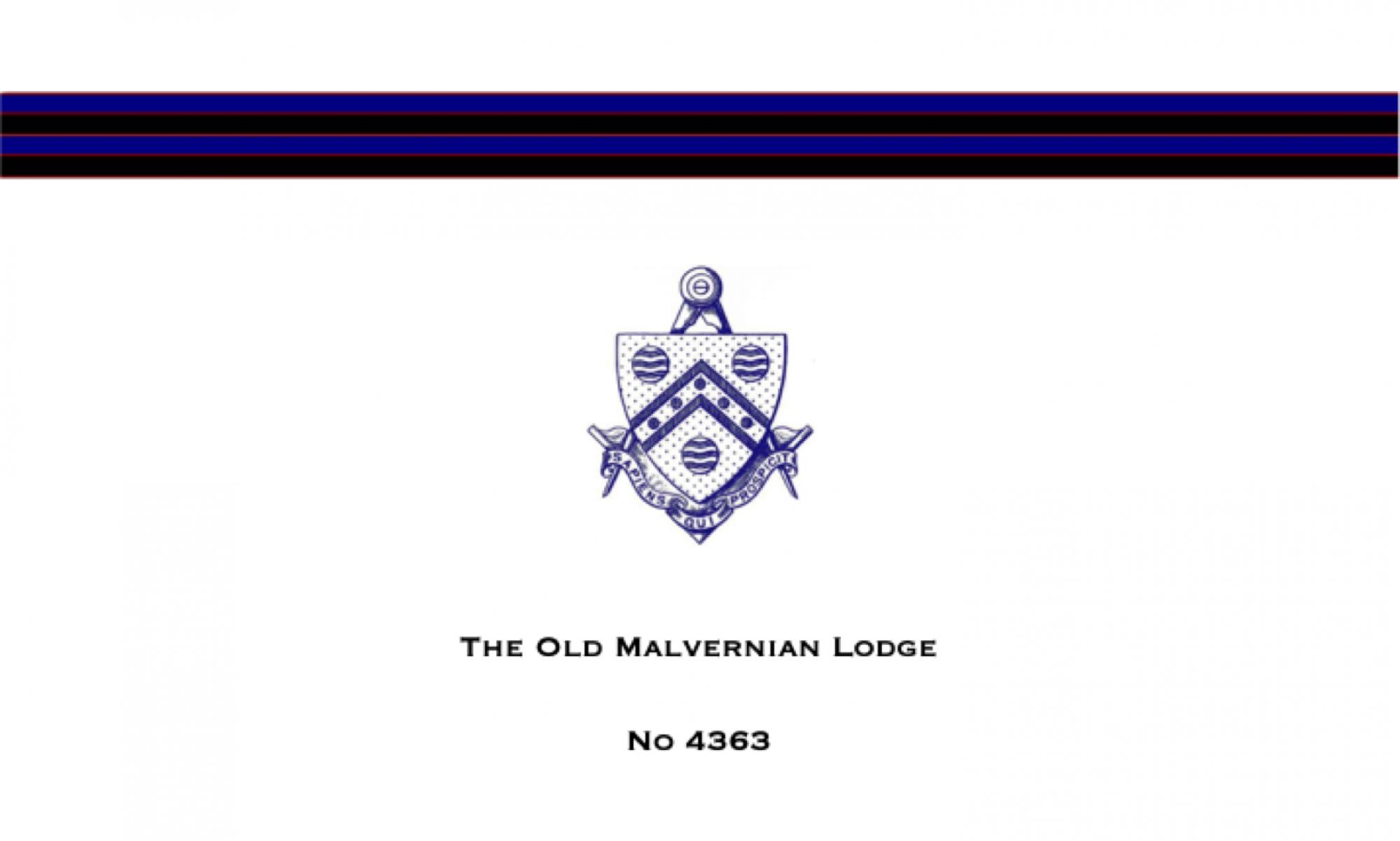 Old Malvernian Lodge No 4363